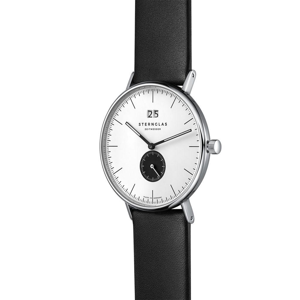 Ivo weiß/silber/Premium schwarz